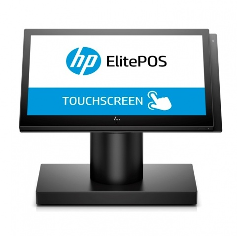 Hp Elitepos Windows 10 Iot 14 Quot Touch Pos Terminal With Msr