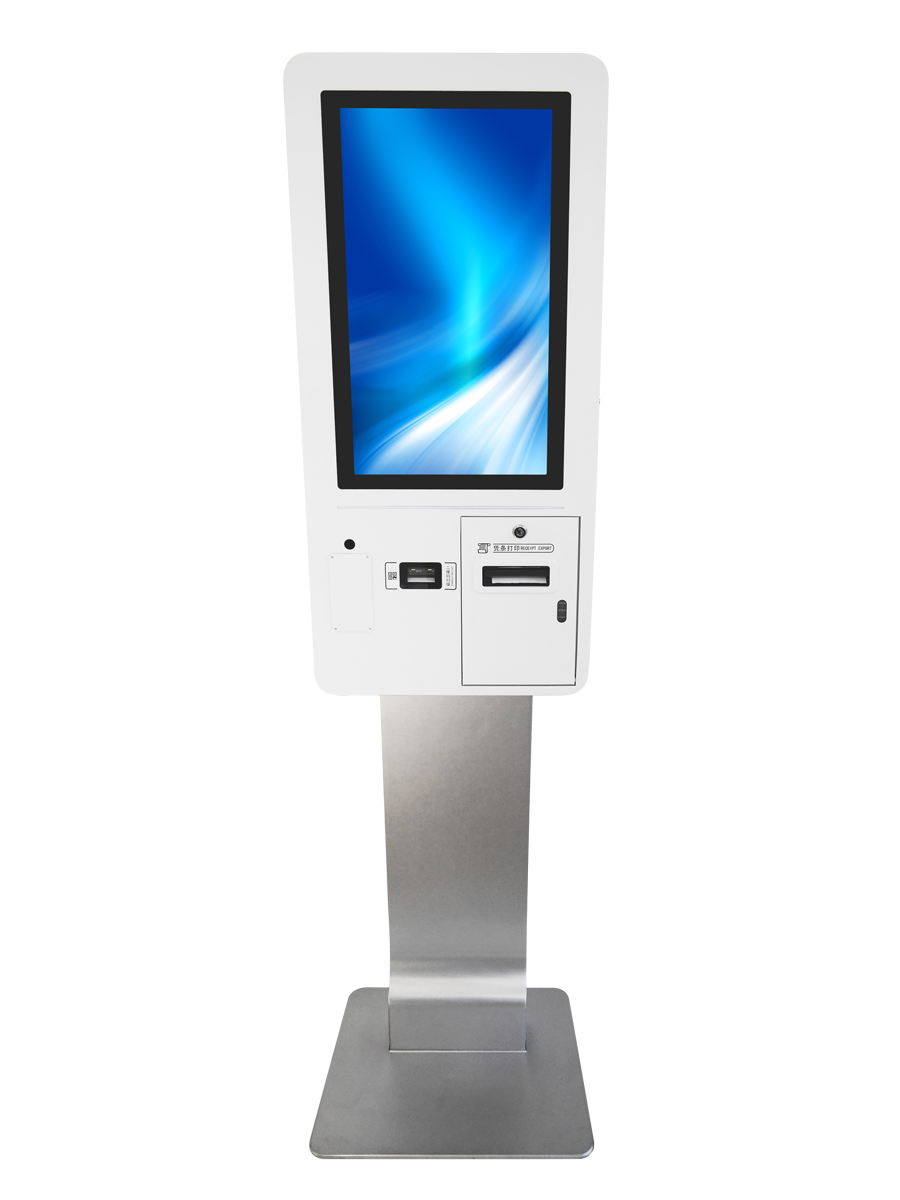 Senor 21 Quot Free Standing Touch Screen Pos Kiosk Solution